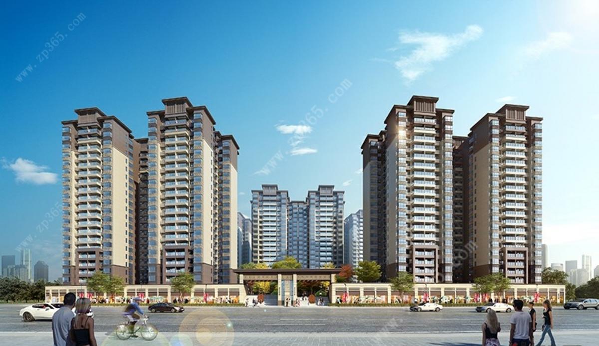 中国铁建·凤岭国际城