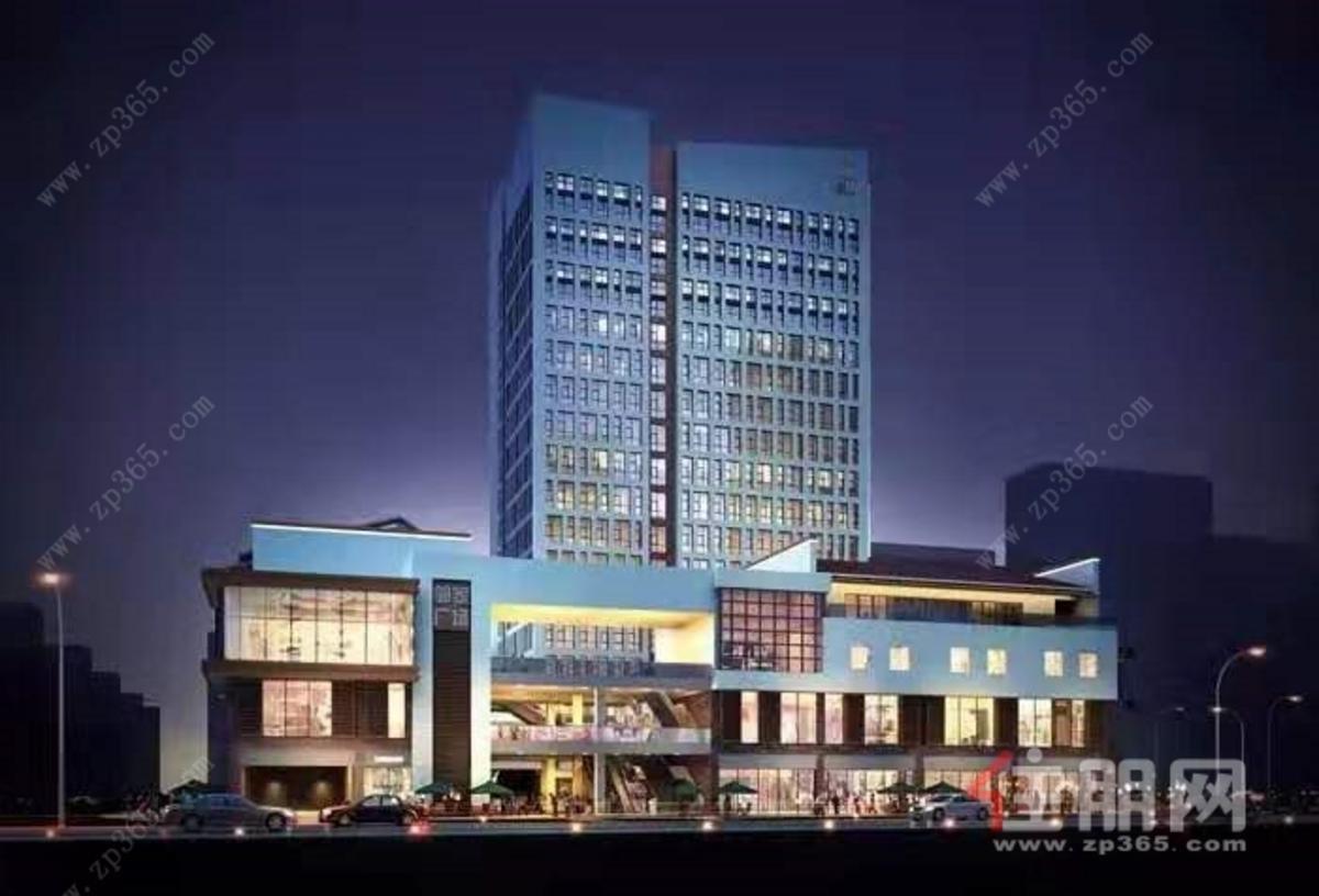 威宁·龙岗东邻家广场效果图