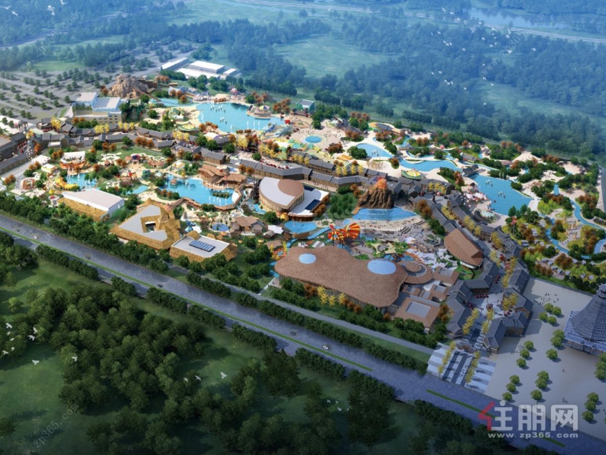 融创桂林旅游度假区效果图