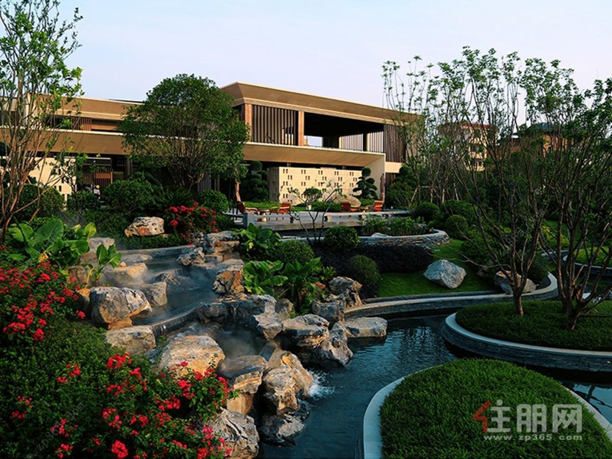 融创桂林旅游度假区实景图