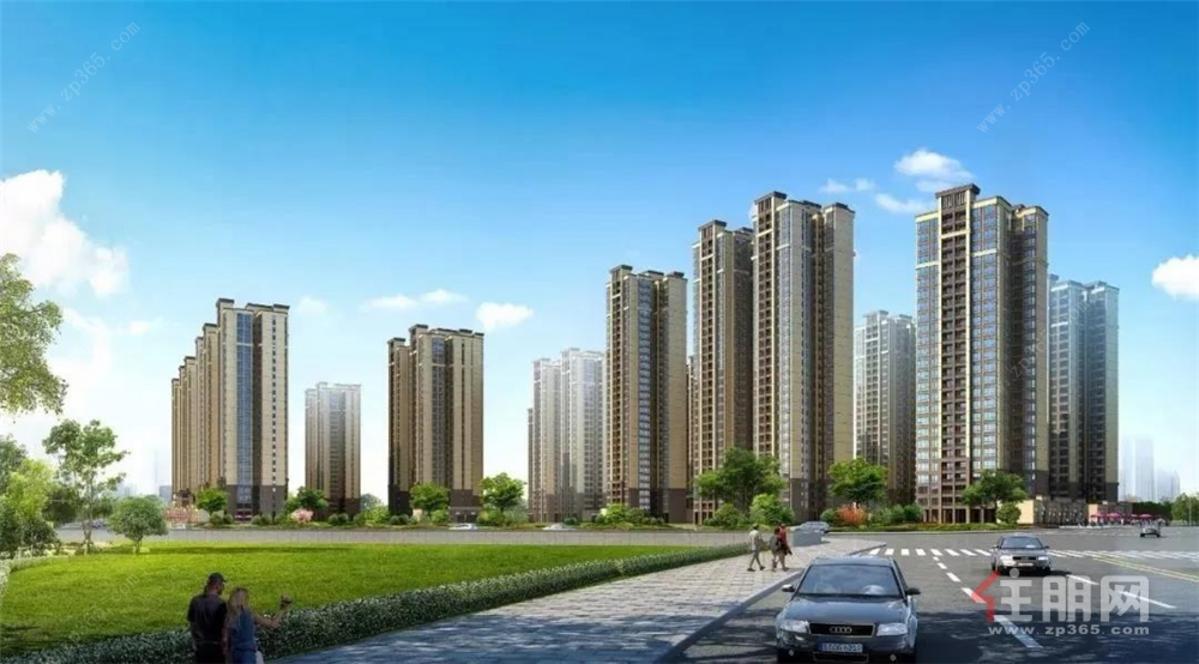 颐华雍和城效果图