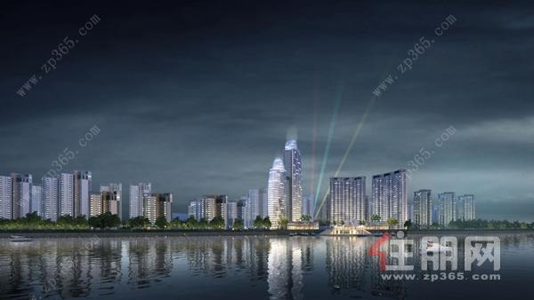 梧州光大锦绣山河项目效果图
