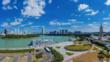 亭子碼頭實景圖