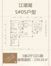 5#05户型