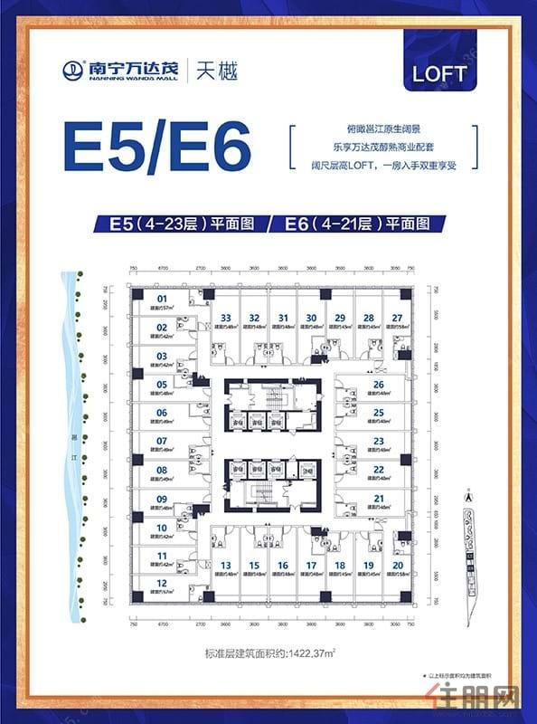 E5/E6 SOHO|