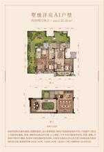墅级洋房A1户型