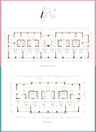 6栋楼层户型图