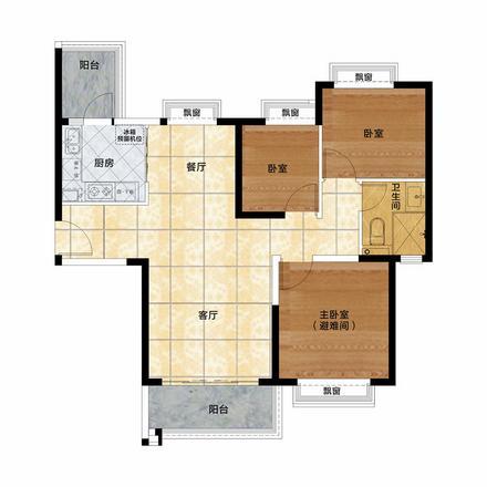 111㎡ 三房两厅1卫.jpg
