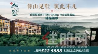 10月20日南宁投资上林看房团:贵和·山墅