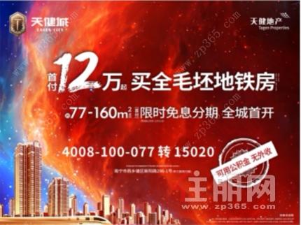 1月15日西乡塘看房团:天健城(二期新品)