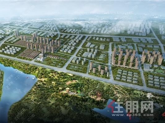 南寧北看房團:綠地東盟國際城