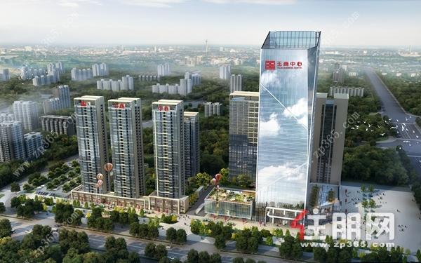 玉东新区精品楼盘推荐:玉商中心