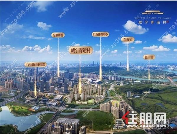 6月19日看房團:威寧青運村-榮和城市之門