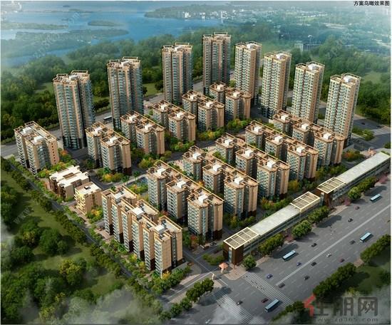 随着项目崛起,将为北海海湾新城这一高速发展的新兴城区打造出又一高