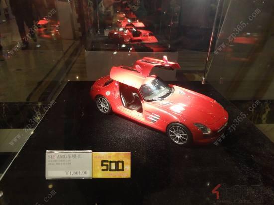 奔驰sls-amg现代款高清图片