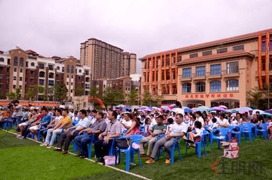 龙光阳光海岸,为港口片区乃至防城港市再添优质教育力量.