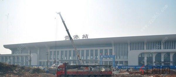 喜大普奔 贵港高铁站将于明日正式开通运行图片