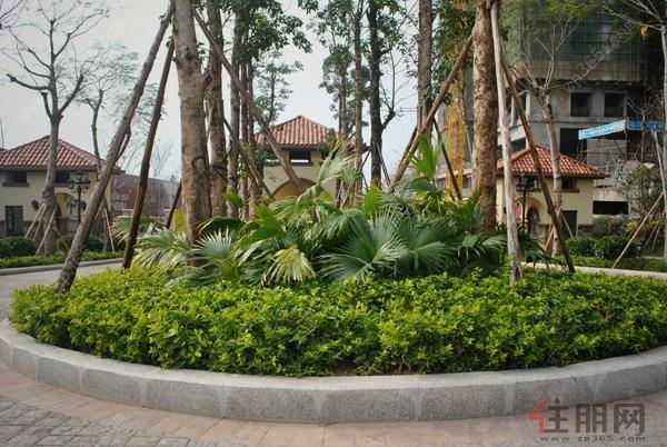 三祺长岛花园环岛水系社区公园以及别墅公园大城即将呈现