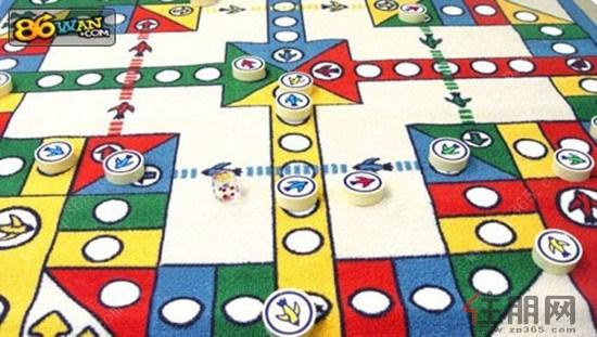 飞行棋……各种趣味