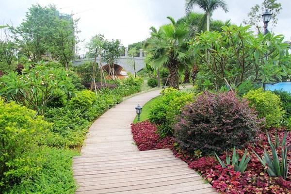 三祺長島花園320-358㎡西班牙風情別墅