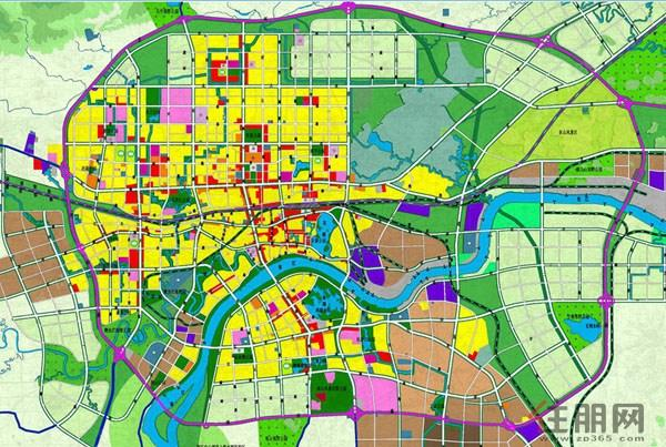 贵港城区规划图,交通道路网