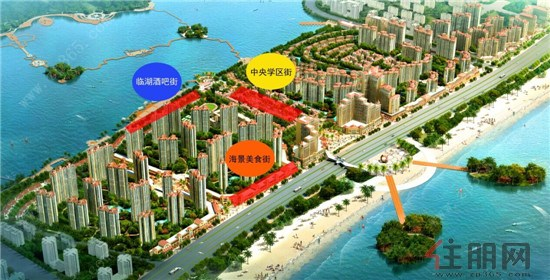 贵港港北高中校园风景