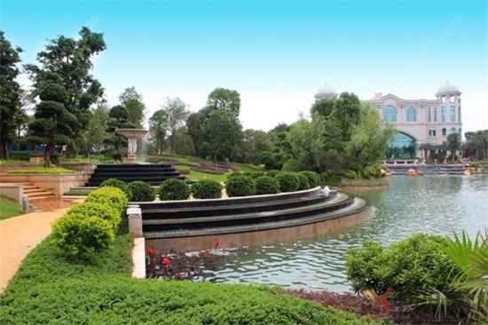 9月16日恒大御景皇家园林开放 开启五象湖城市绿肺生活