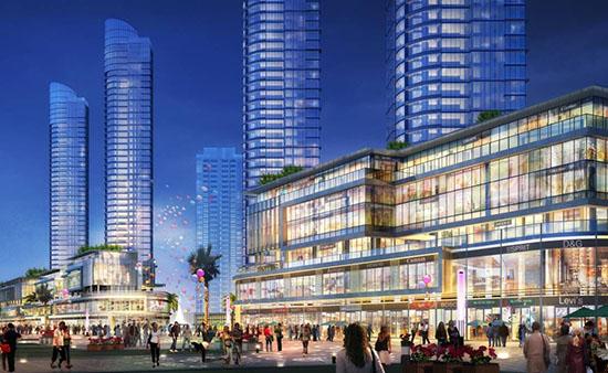 荣和天誉11.26临街现铺发售 1.8万/�O起 LOFT商墅同步推售