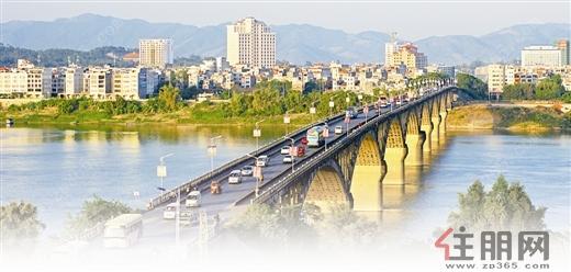 贵港平南地�_贵港平南县着力打造绿色现代江滨城市 提升城市品位