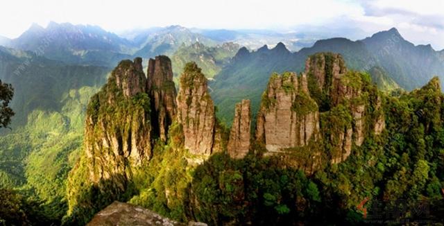 贵港市将把平南县北帝山项目打造成旅游精品景区图片