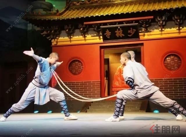 禅宗少林武僧来了 精彩绝伦的绝技真功夫即将震惊贵港