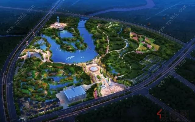 来宾市_贵港又添新公园--贵港园博园,将于今年下半年开放啦!-贵港住 ...