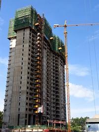 钦州恒大学府工程进度——美丽的家就在眼前!