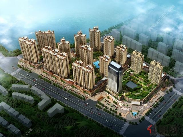 广汇东湖城效果图