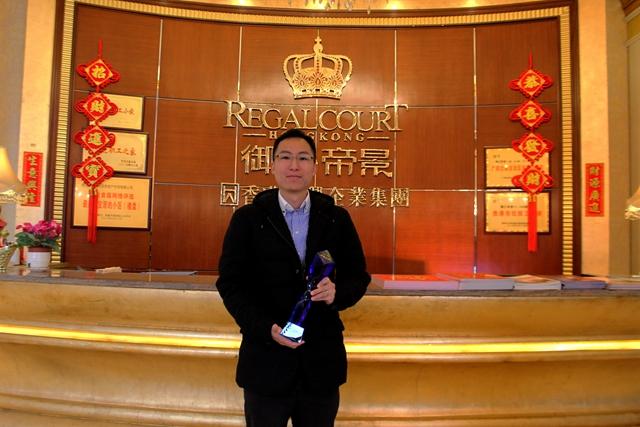 专访香港宏兴企业集团董事总经理李世明先生