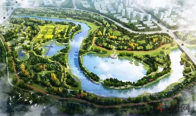 郊野公园 城市设计