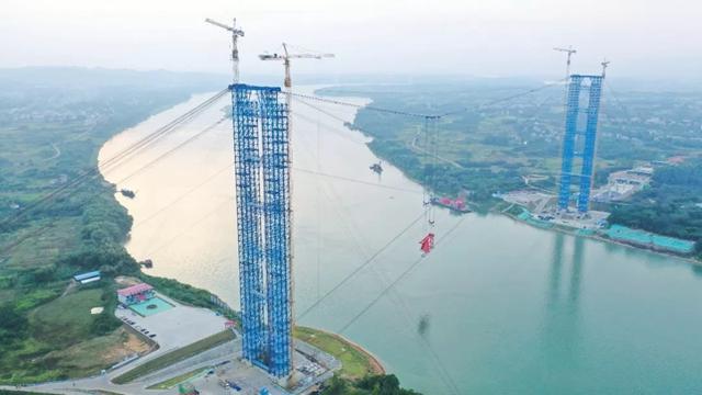平南三桥最新工程进度
