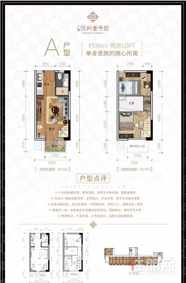 广源凤岭壹号院30平米户型图.png