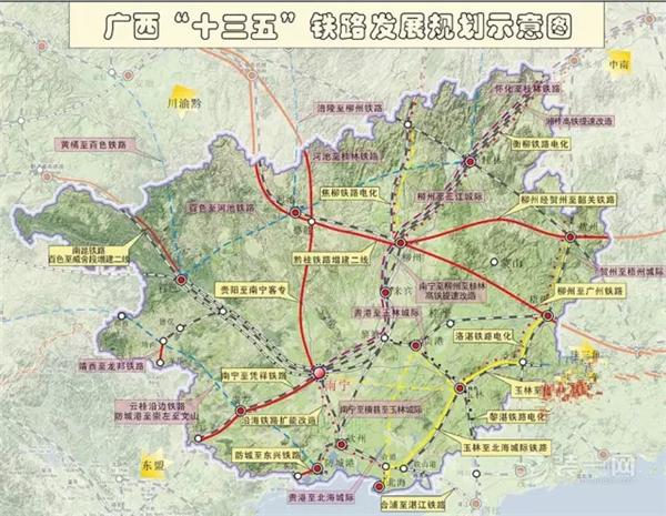 """广西""""十三五""""铁路发展规划示意图.webp.jpg"""
