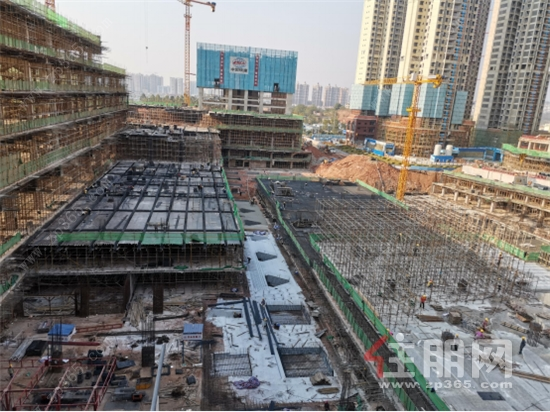 住朋网宝能城市广场约8万㎡ 商业MALL加速呈现,五象东繁华可期126.png