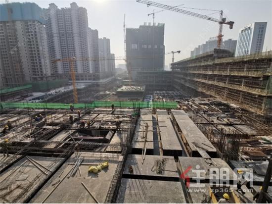 住朋网宝能城市广场约8万㎡ 商业MALL加速呈现,五象东繁华可期128.png