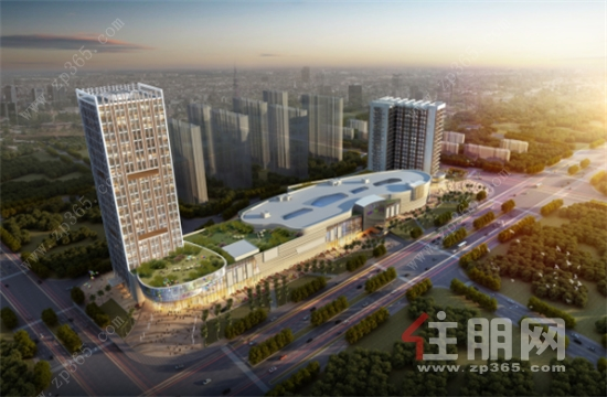 住朋网宝能城市广场约8万㎡ 商业MALL加速呈现,五象东繁华可期983.png