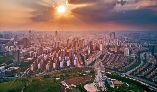 凤岭北实景图