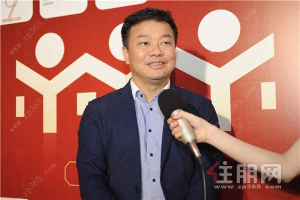 广西北投地产集团董事长 左皓