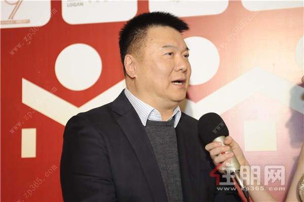 云星集团副总裁周鹰
