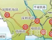 继深圳湾、华润城之后,西丽身价要暴涨了!规划震撼全深圳!