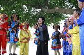 莫漢軍演唱《幸福嘹嘹啰》,獻禮新中國成立70周年