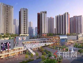 麟恒中心广场三期准现房建面约89-157平住宅,均价约4.5万/平!