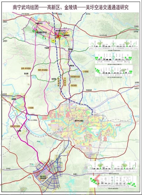 大城县未来规划图