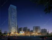 五象东商业轴心,商业上盖寓见繁华